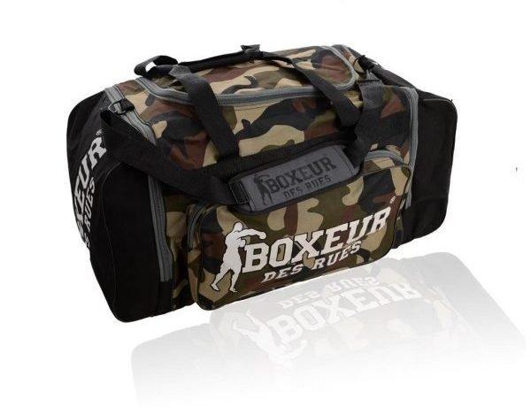 BOXEUR DES RUES Fight Activewear Borsone Unisex