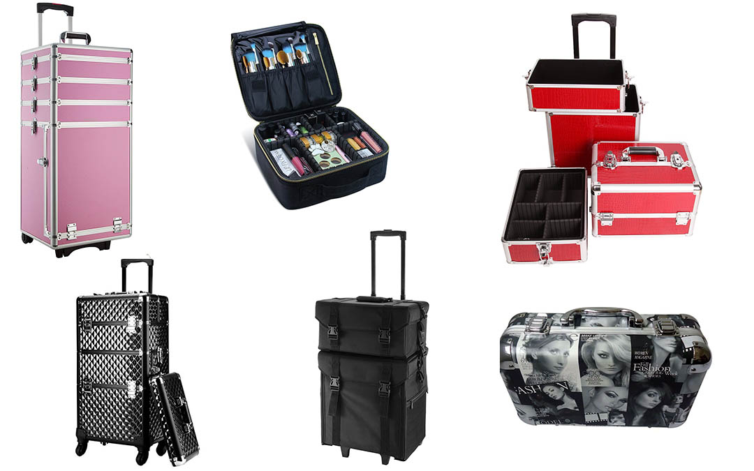 I migliori beauty case professionali nail art & make up
