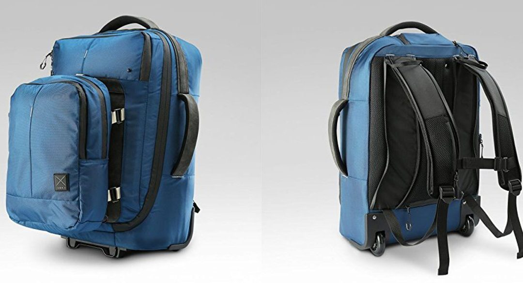 Cabin X One: elegante bagaglio a mano ibrido