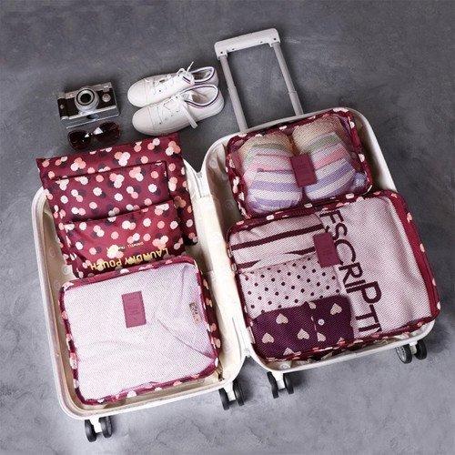 organizer valigia