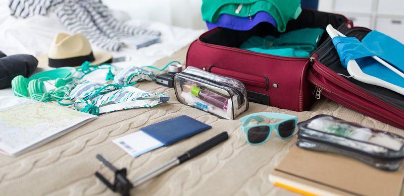 cosa si può portare nel bagaglio a mano e cosa no